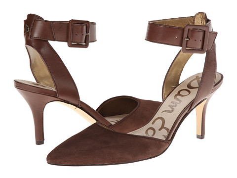 8a050faf2a86 Click Here to Get Sam Edelman Okala Dark Brown Suede + Free Super Save  Shipping ~
