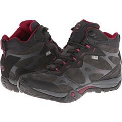 Women S Merrell Azura Waterproof Hiking Shoes Mid Cut