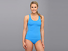 Deals on Nike Fast Back Tankini Womens Swimsuit
