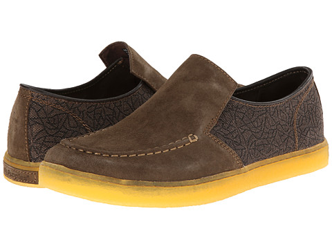Gregory S Casual Brown Suede Shoes