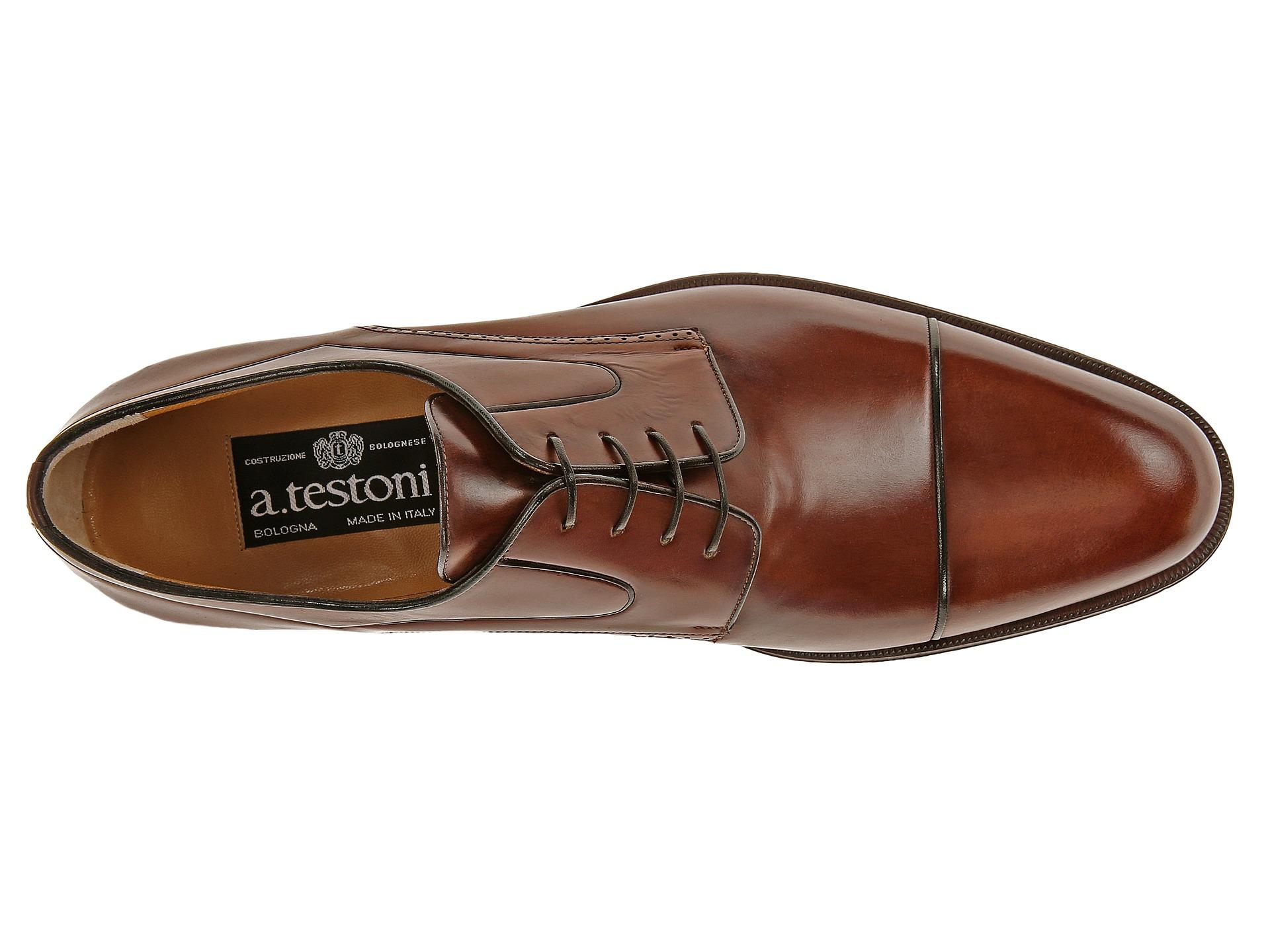 Testoni Black Label Shoes