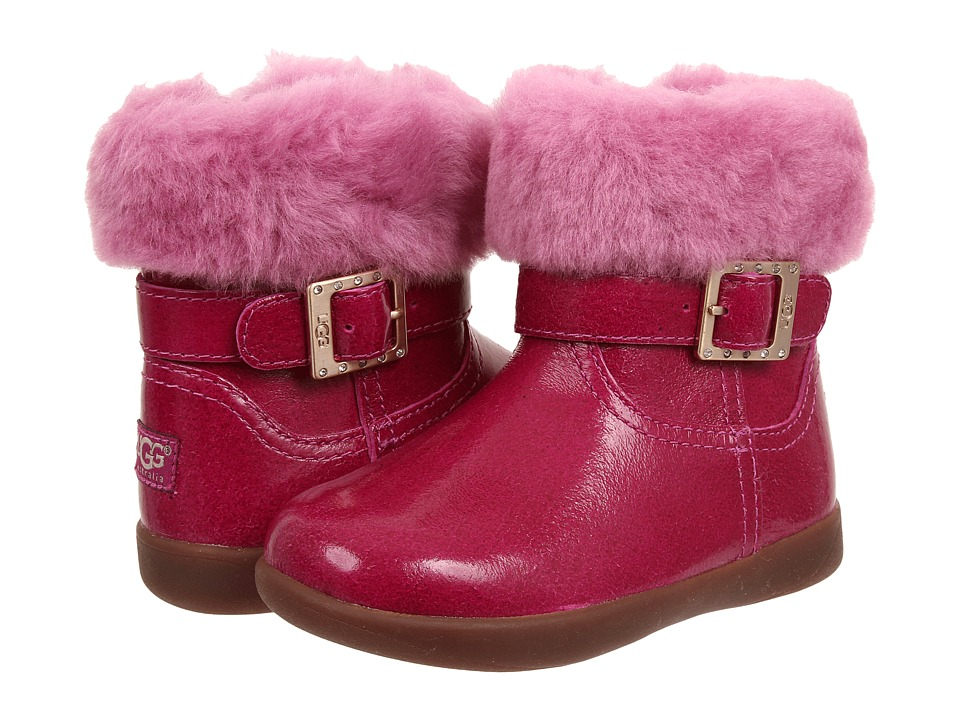 Ugg Kids Shearling Boots And Slippers Sheepskin