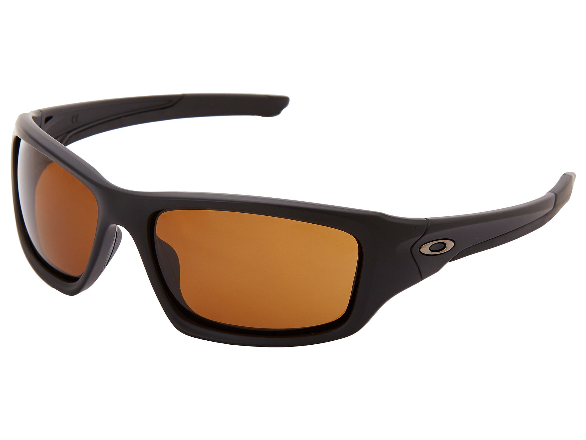 51e6e4bbb3 Oakley SI Double Edge Sunglasses with Matte Black Frame and Prizm Maritime  Polarized Lens Oakley Valve Polarized Review