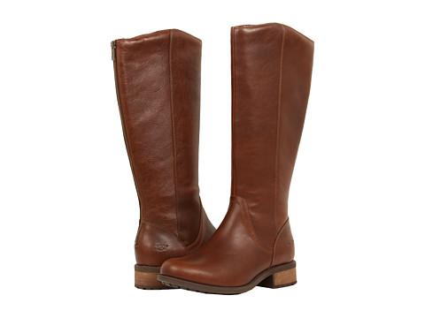 589fb124784 Ugg Seldon Black Leather Boots