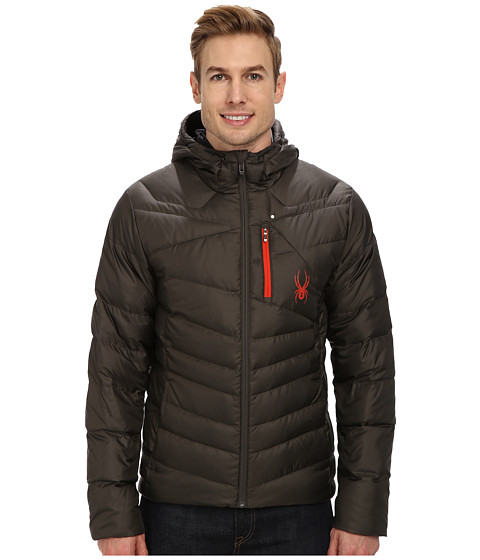 Spyder dolomite hoody down jacket