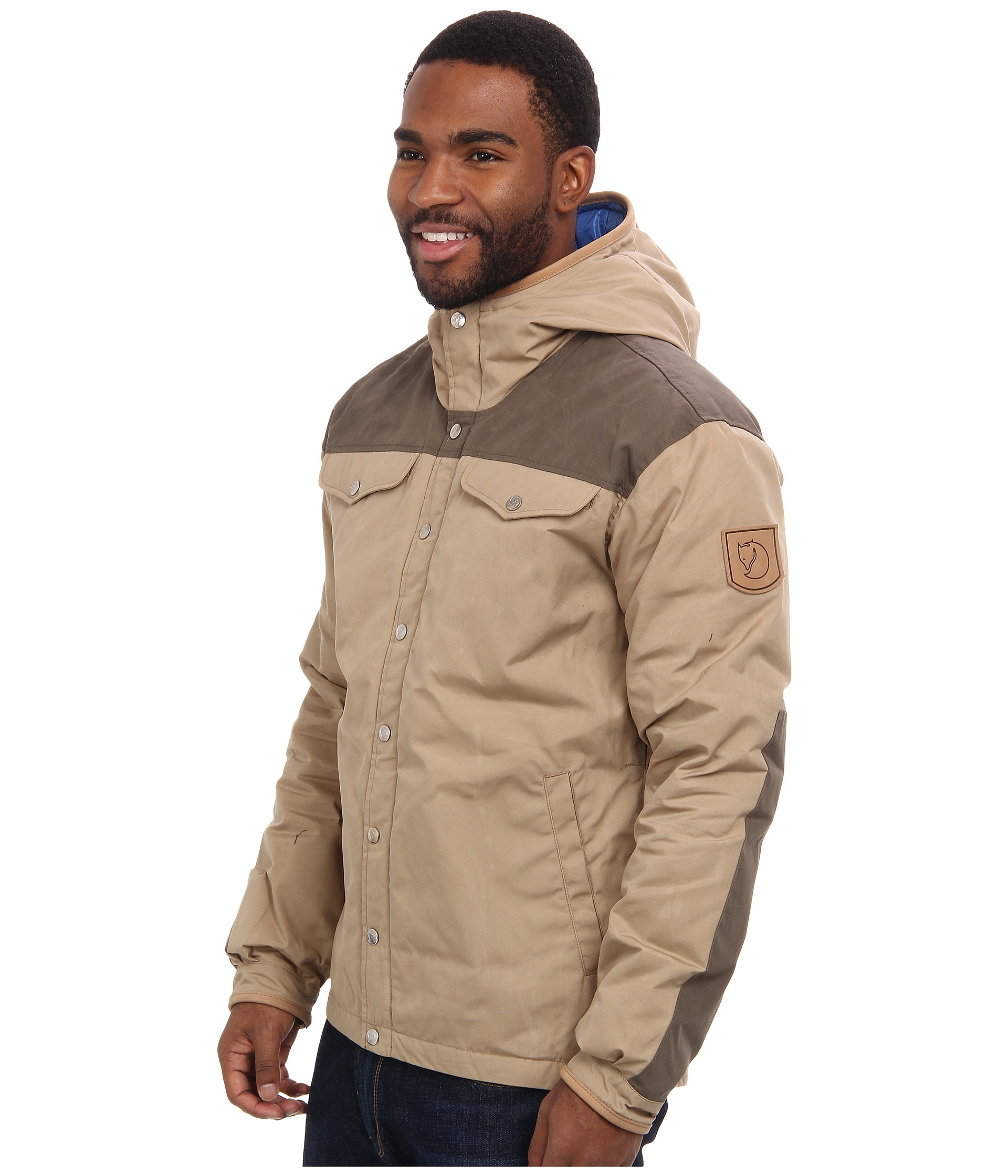 Fjallraven Greenland No 1 Down Jacket Shipped Free At Zappos
