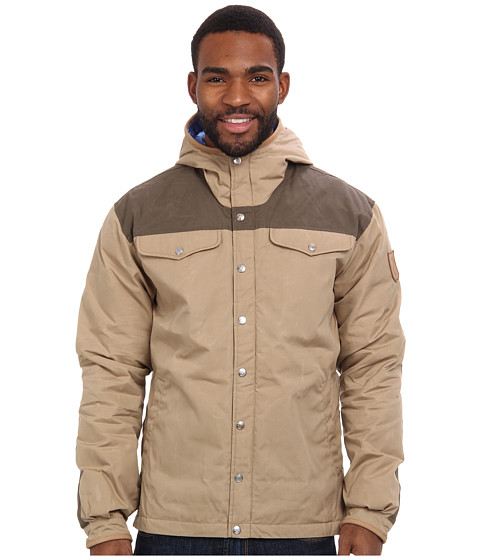 Fjallraven Greenland No 1 Down Jacket Sand Tarmac