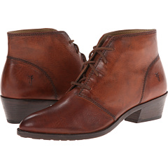 Frye Ruby Chukka Brown Vintage Leather Zappos Com Free