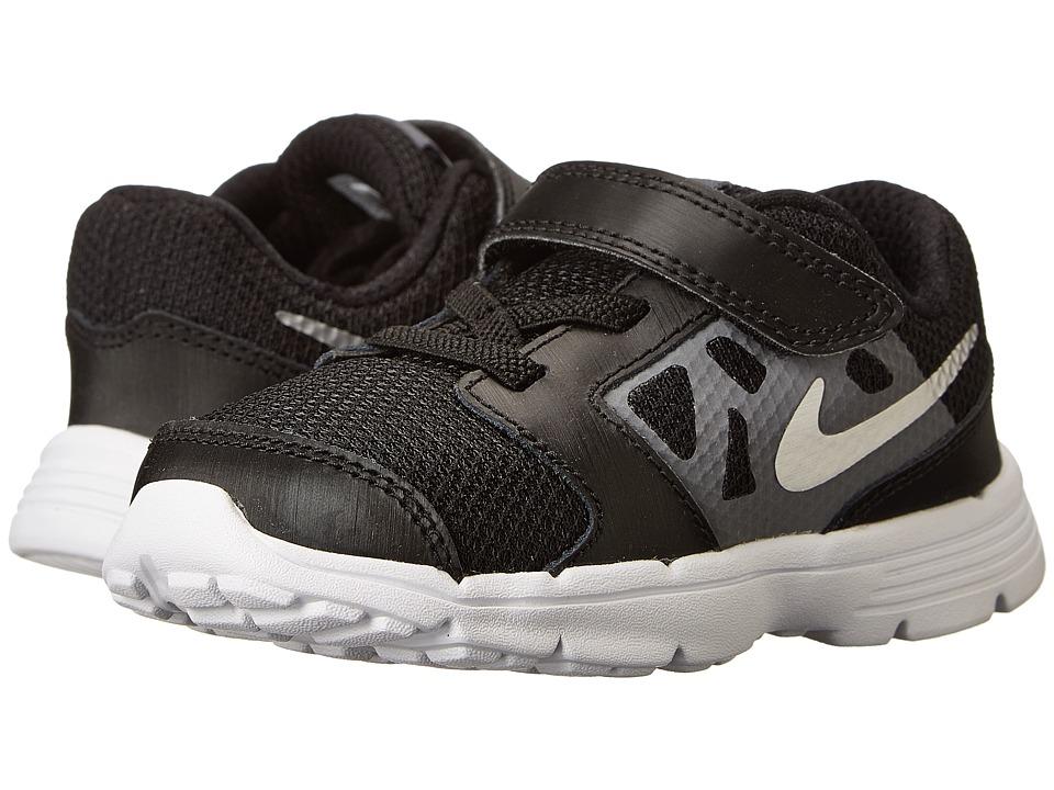 buy popular 7f7ee c9602 Nike Kids - Downshifter 6 (Infant Toddler) (Black Cool Grey