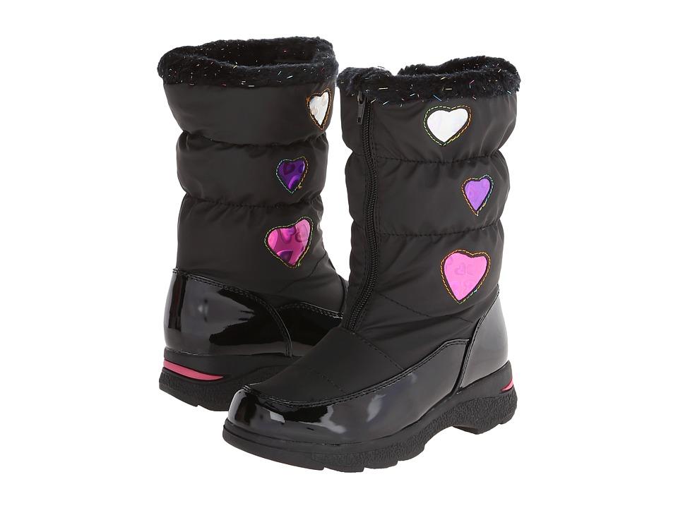 a56af2d60f408 Tundra Boots Kids Hearty (Toddler Little Kid Big Kid) (Black