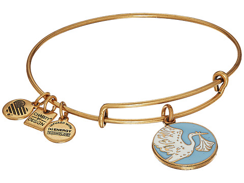 Alex and Ani puts the charm in charm bracelets, necklaces and signature wrap bracelets with ''Infused with Positive Energy.''.