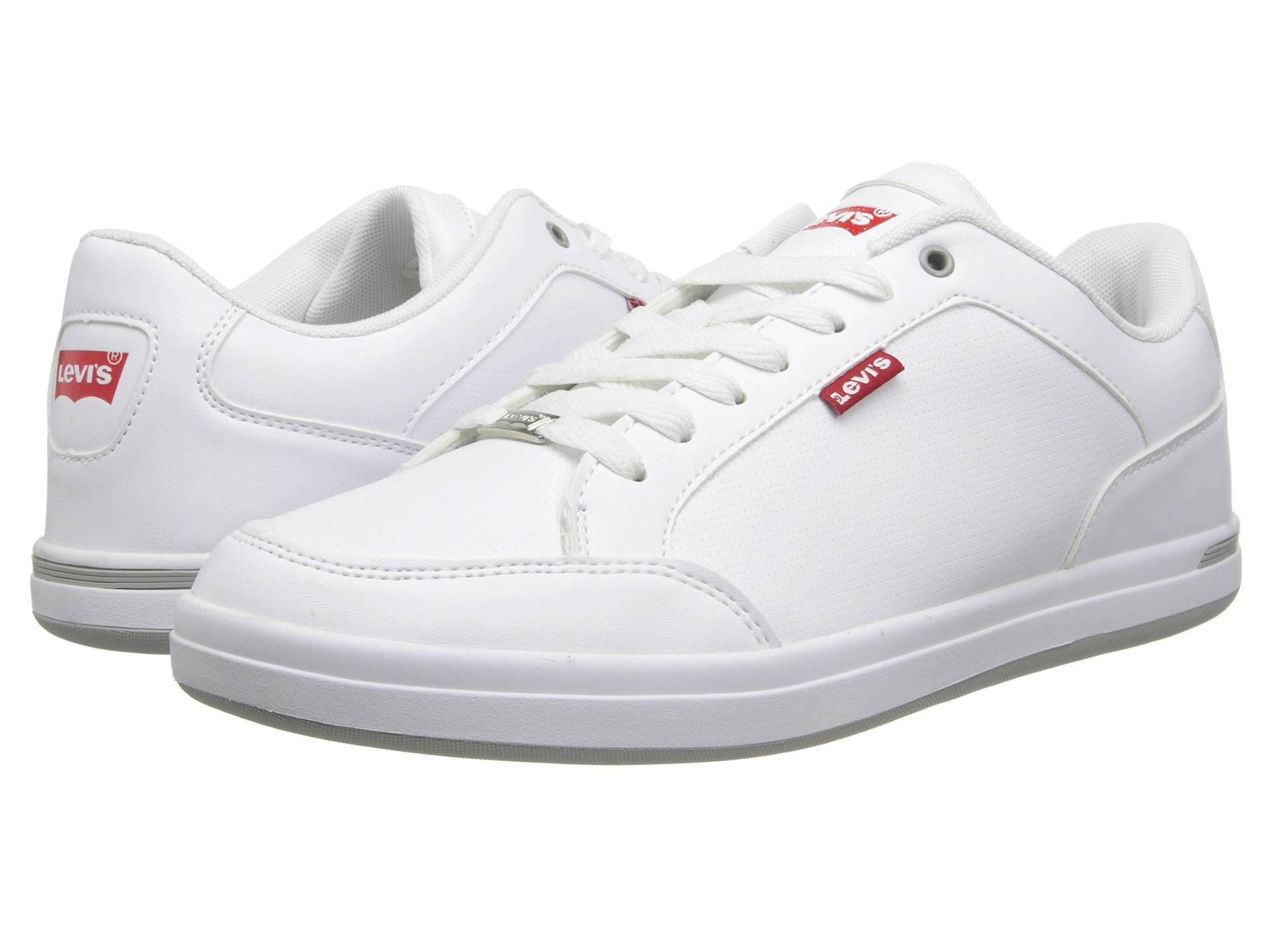 How To Clean Levis White Shoes