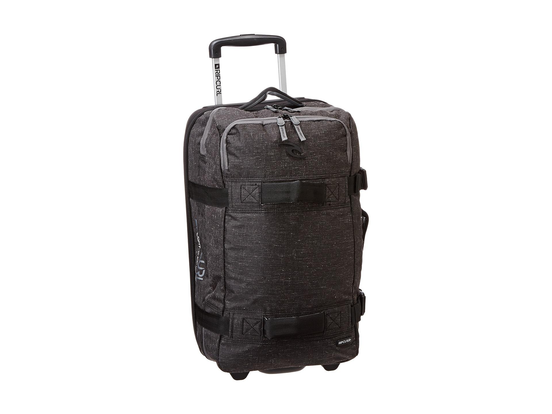 Rip Curl Global F Light Wheely Travel Bag Stealth