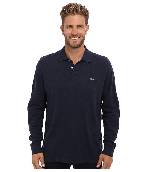 c31603088 Buying Vineyard Vines L/S Piqué Polo Shirt Nautical Navy