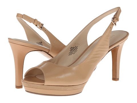 Nine West Able Light Natural Leather 1