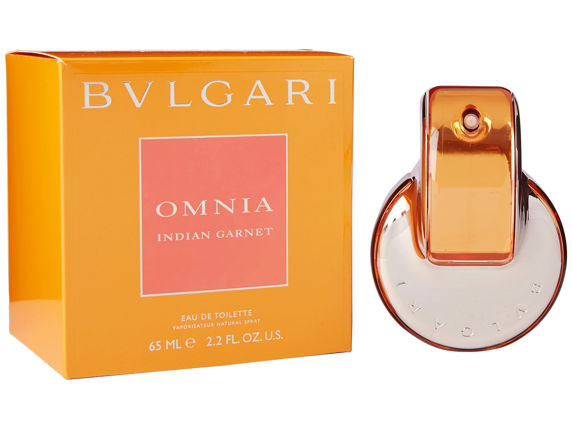 bvlgari omnia indian garnet 2 2 edt shipped free at zappos. Black Bedroom Furniture Sets. Home Design Ideas