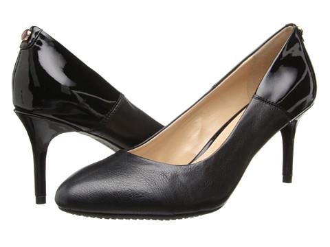 321dde7d9af Tommy Hilfiger Polona Black Leather - Magic Heels Site