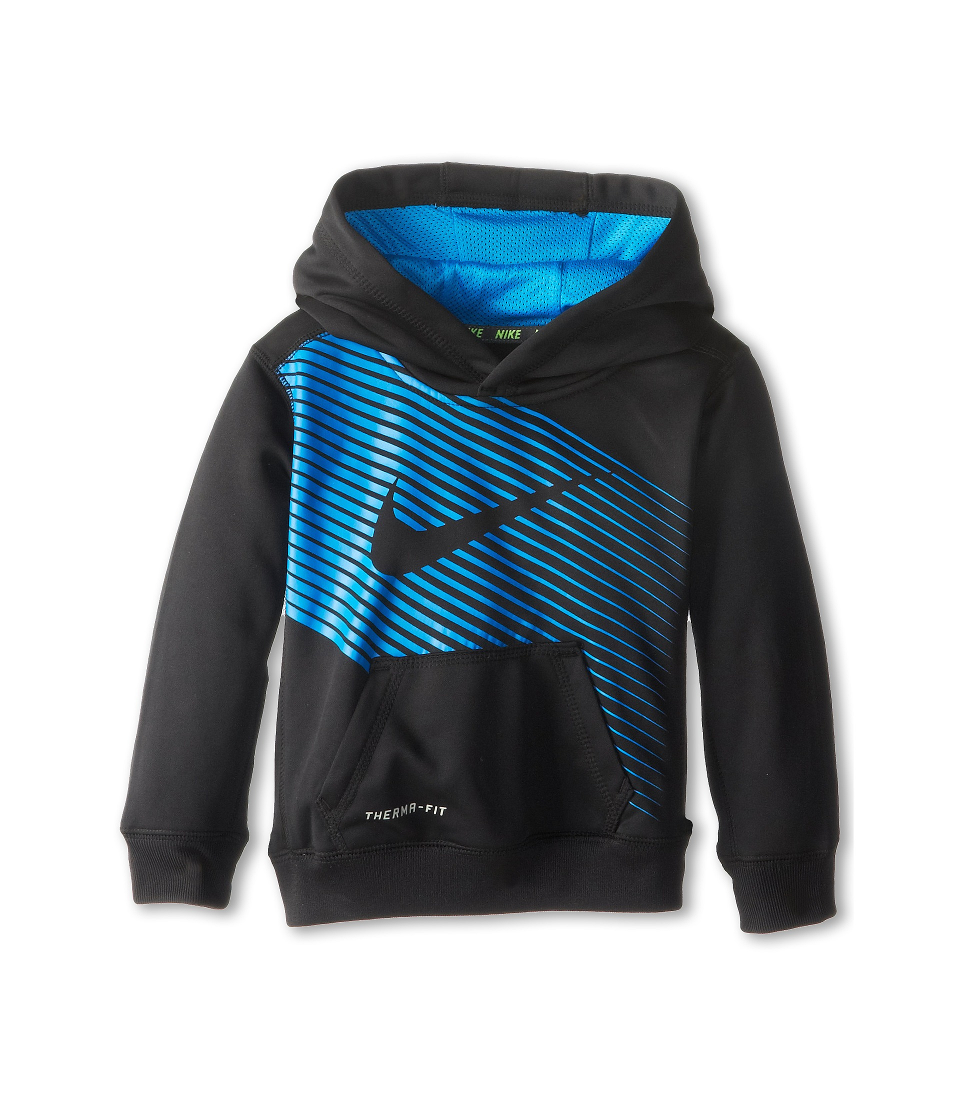 Nike Kids Ko Swoosh Gfx Hoodie Toddler Black | Shipped ...
