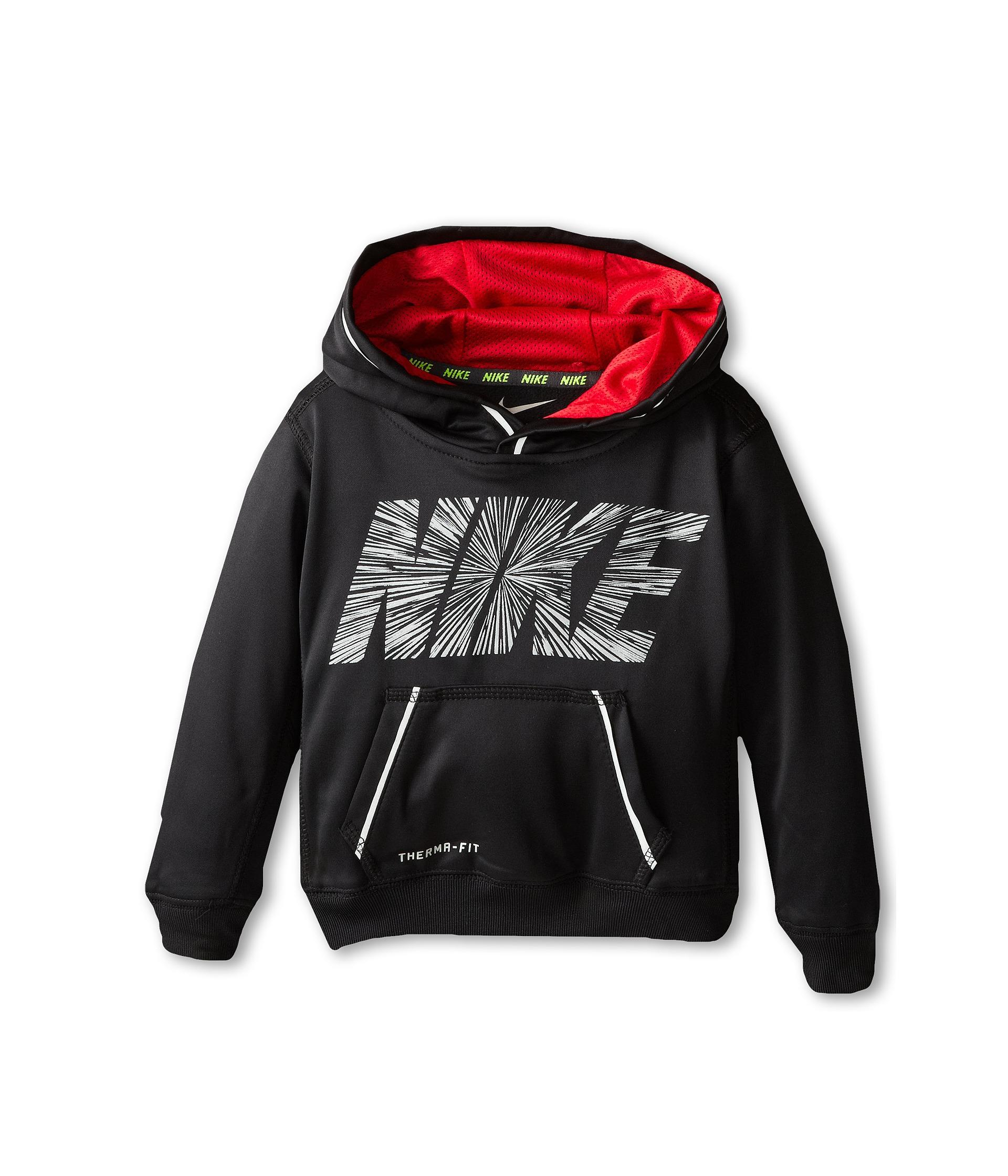 Nike Kids Ko Reflective Hoodie Toddler Black | Shipped ...