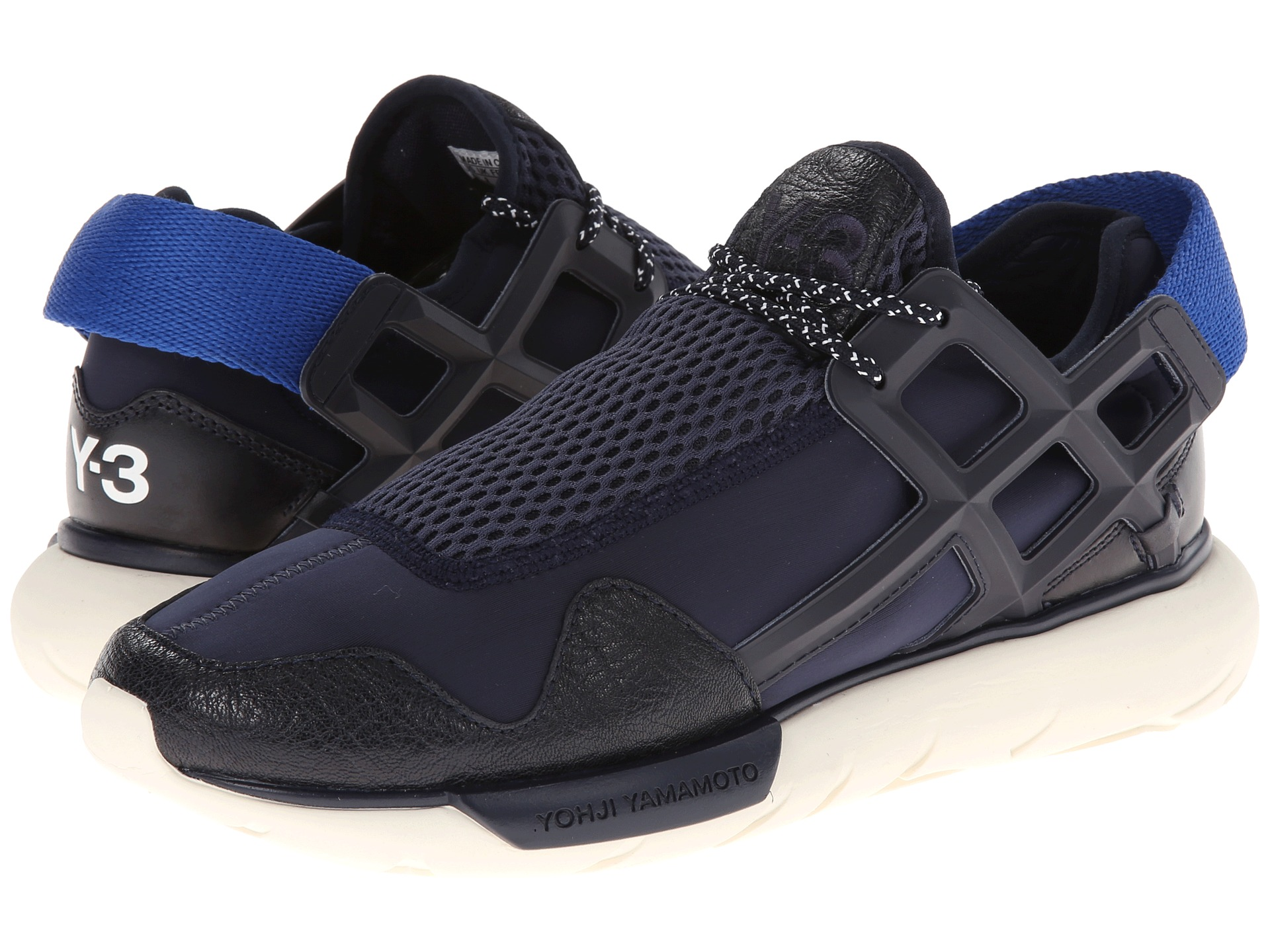 adidas y 3 by yohji yamamoto y 3 qasa racer shipped free. Black Bedroom Furniture Sets. Home Design Ideas