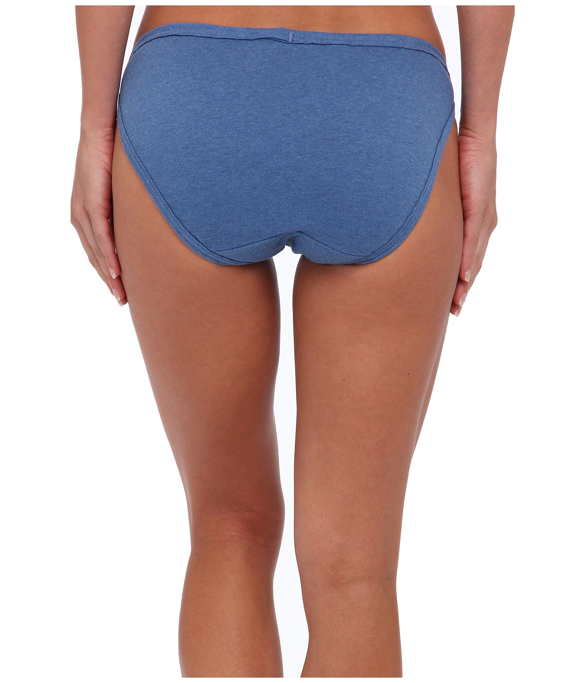 00728bee4 Jockey Elance® String Bikini 3 Pack Deep Blue Heather Deep Blue Dot Sea Blue  Denim Heather on PopScreen