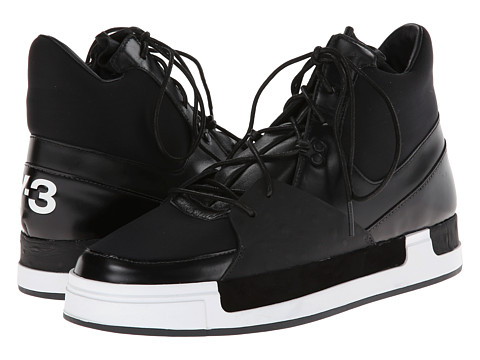 d1d042fff0cd Adidas Y 3 By Yohji Yamamoto Riyal Ii Black Black Running White ...