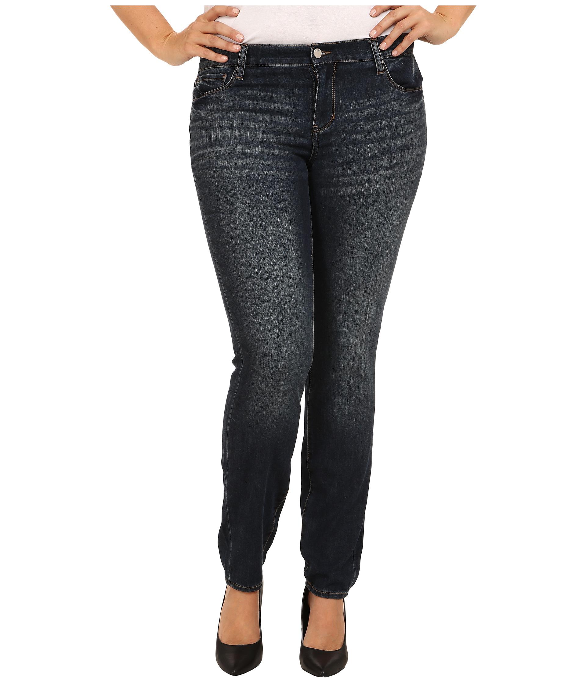 f6e1de9d06d Dkny Jeans Plus Size Soho Skinny In Chelsea Wash on PopScreen
