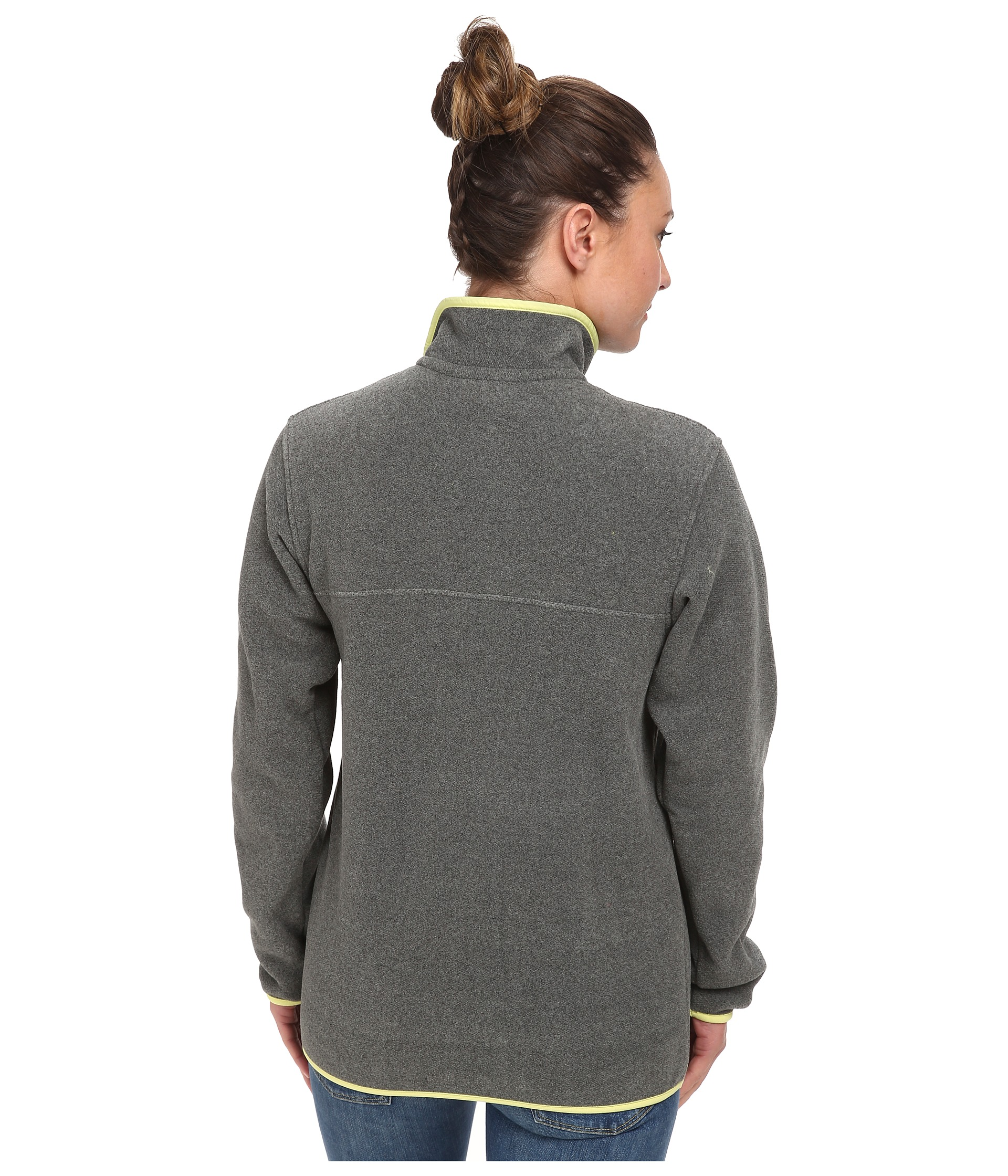 Patagonia Lightweight Synchilla Snap T Fleece Pullover