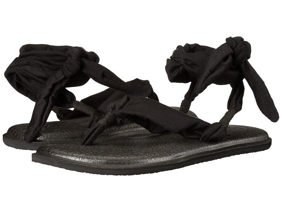 ab39649aef6b5  55.00 More Details · Sanuk - Yoga Slinged Up (Black) Women s Sandals