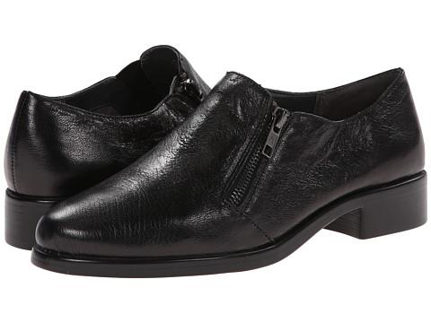 Aerosoles Publisher Black Leather Shoe