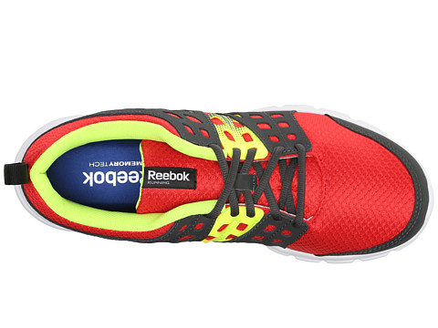Reebok Speed Rise Red Shoes