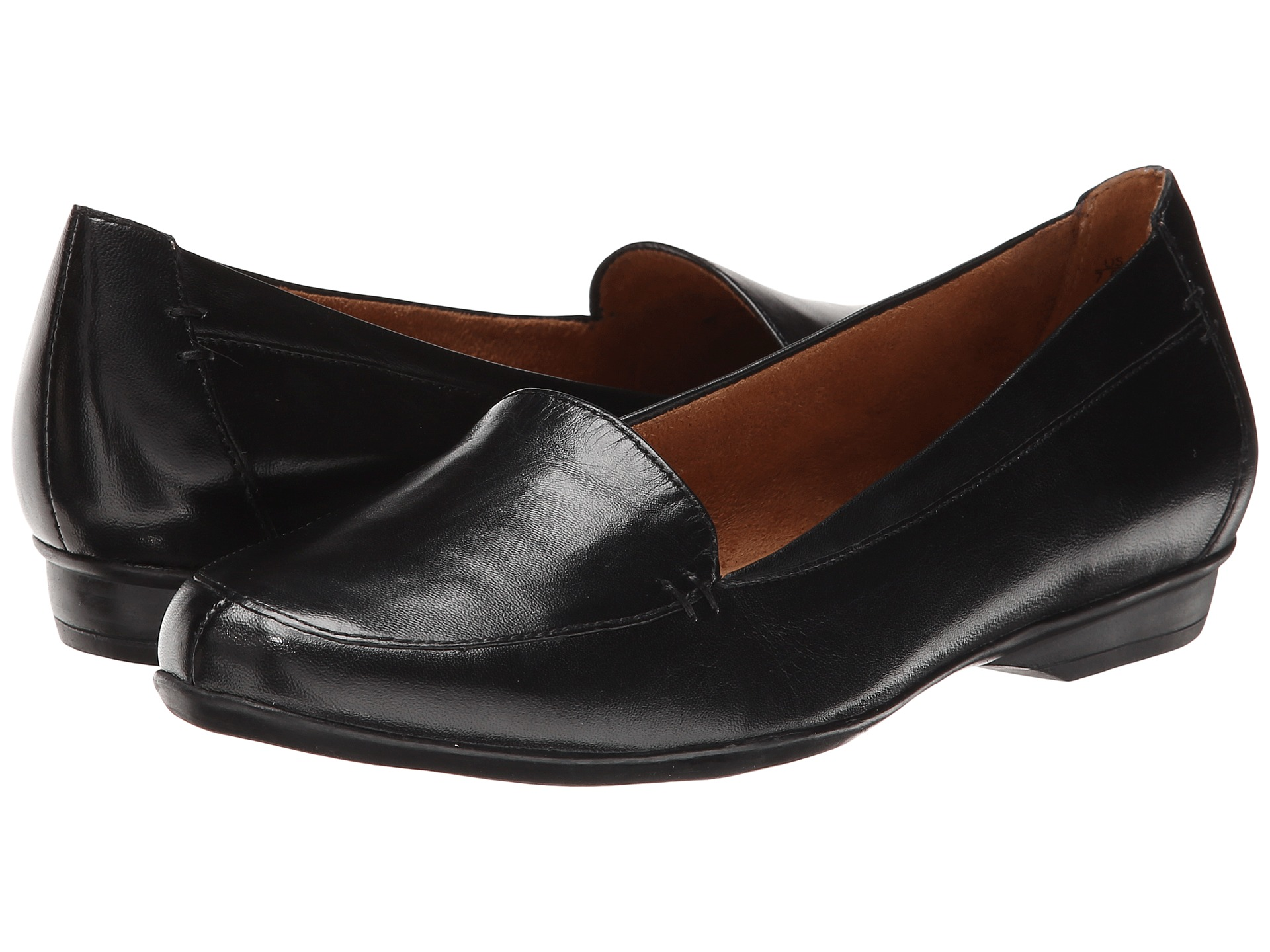 Naturalizer Black Leather Shoes