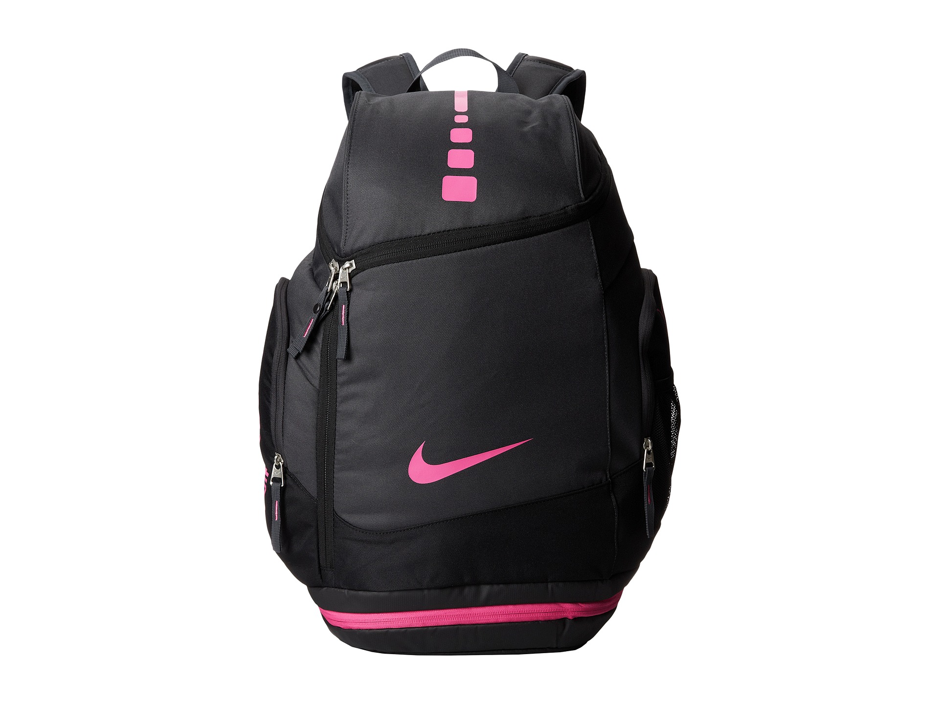 Nike Elite Backpack Pink And Black - CEAGESP 5a31e6981