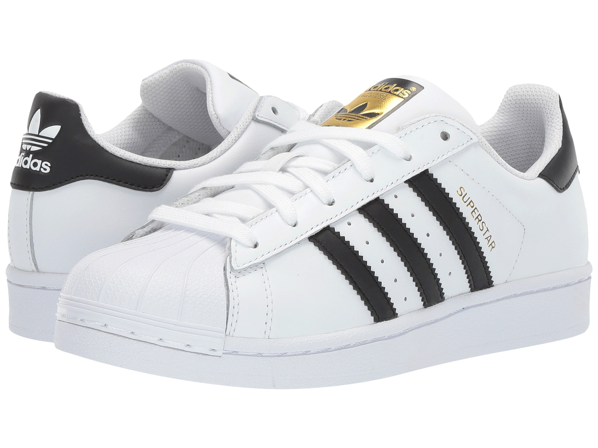 adidas Originals Kids Superstar - Foundation (Big Kid ...