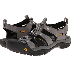 Keen Newport Neutral Gray Gargoyle Mens Comfort Sandals Leather All Sizes