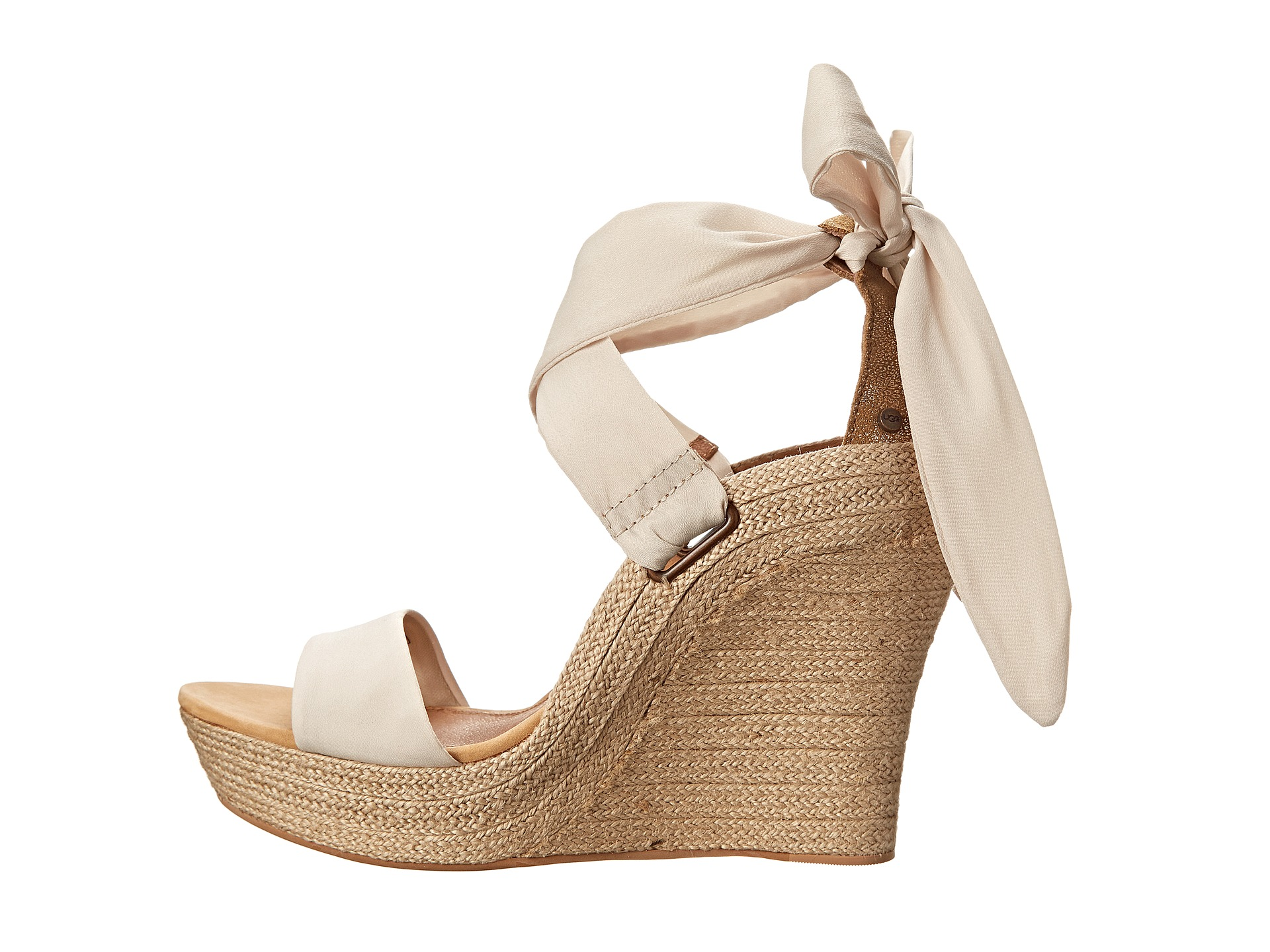 4a260009a9 Ugg Jules Wedge Pearl   Santa Barbara Institute for Consciousness ...
