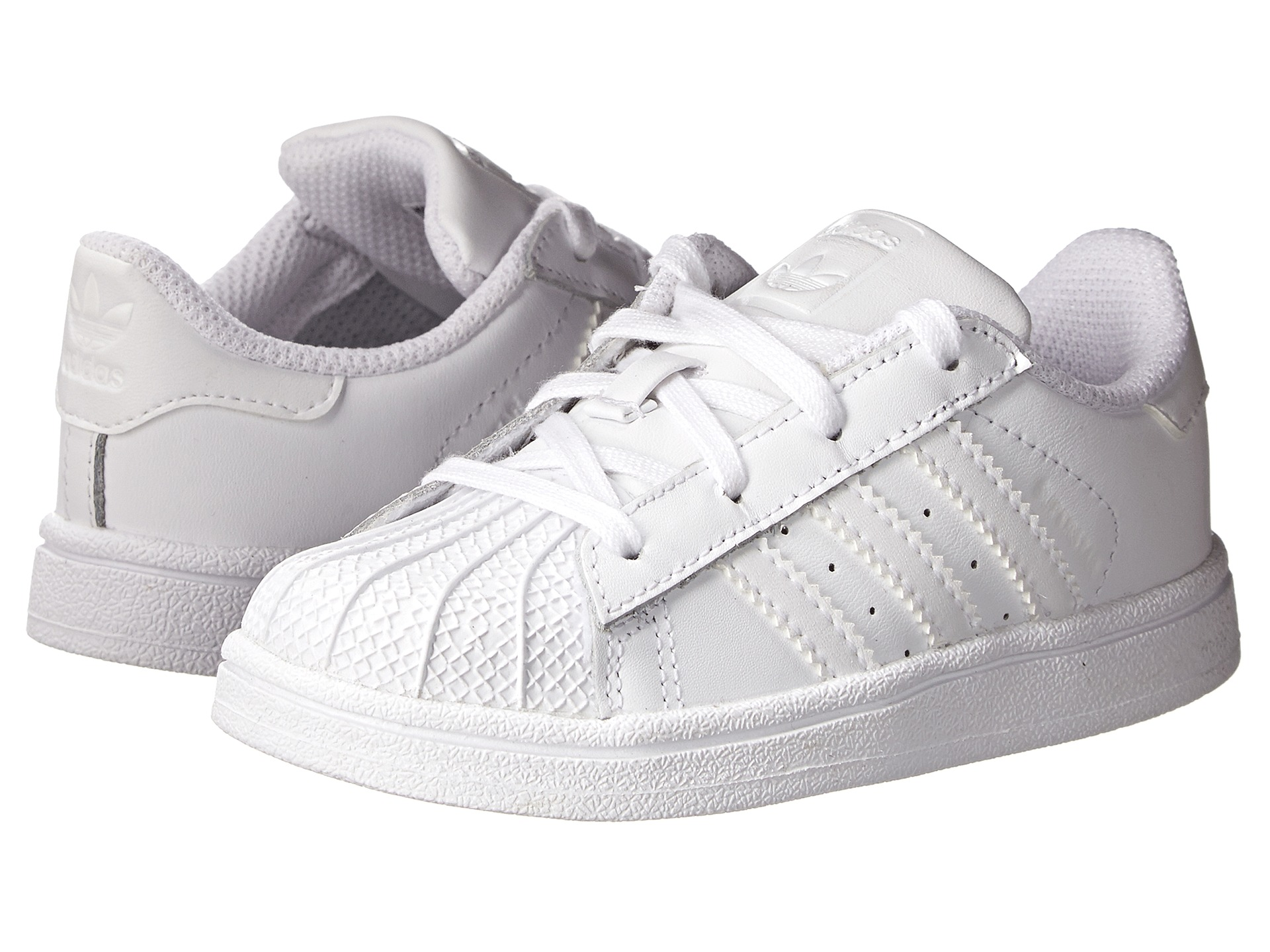 Kids Sneakers Adidas Kids Superstar Foundation White Core