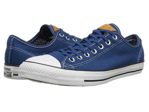 92d52845c923 Converse Chuck Taylor All Star Summer Woven Ox Midnight Hour White Acorn on  PopScreen