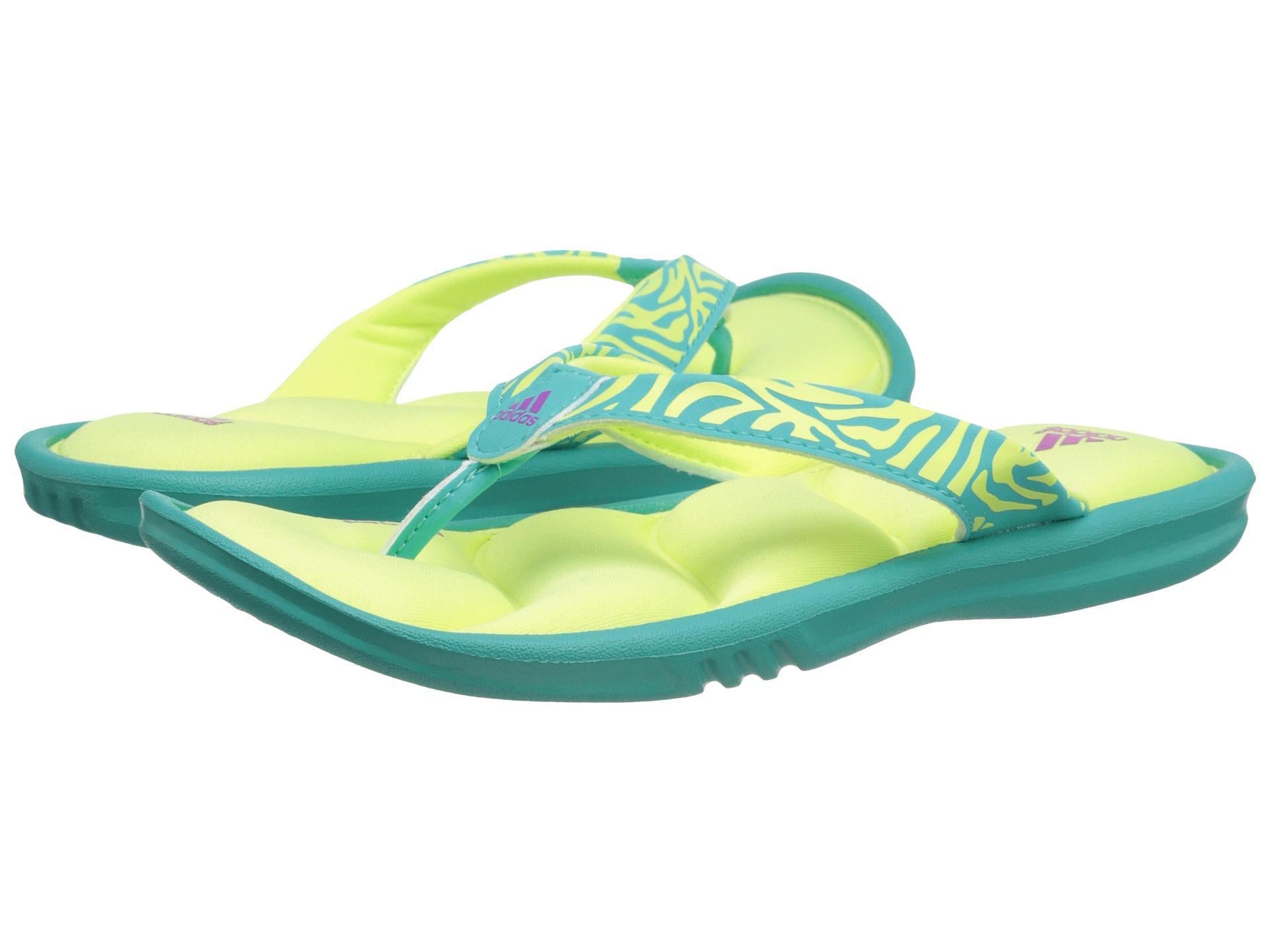 0e1a6cc2ca9e adidas flip flops kids yellow on sale   OFF55% Discounts