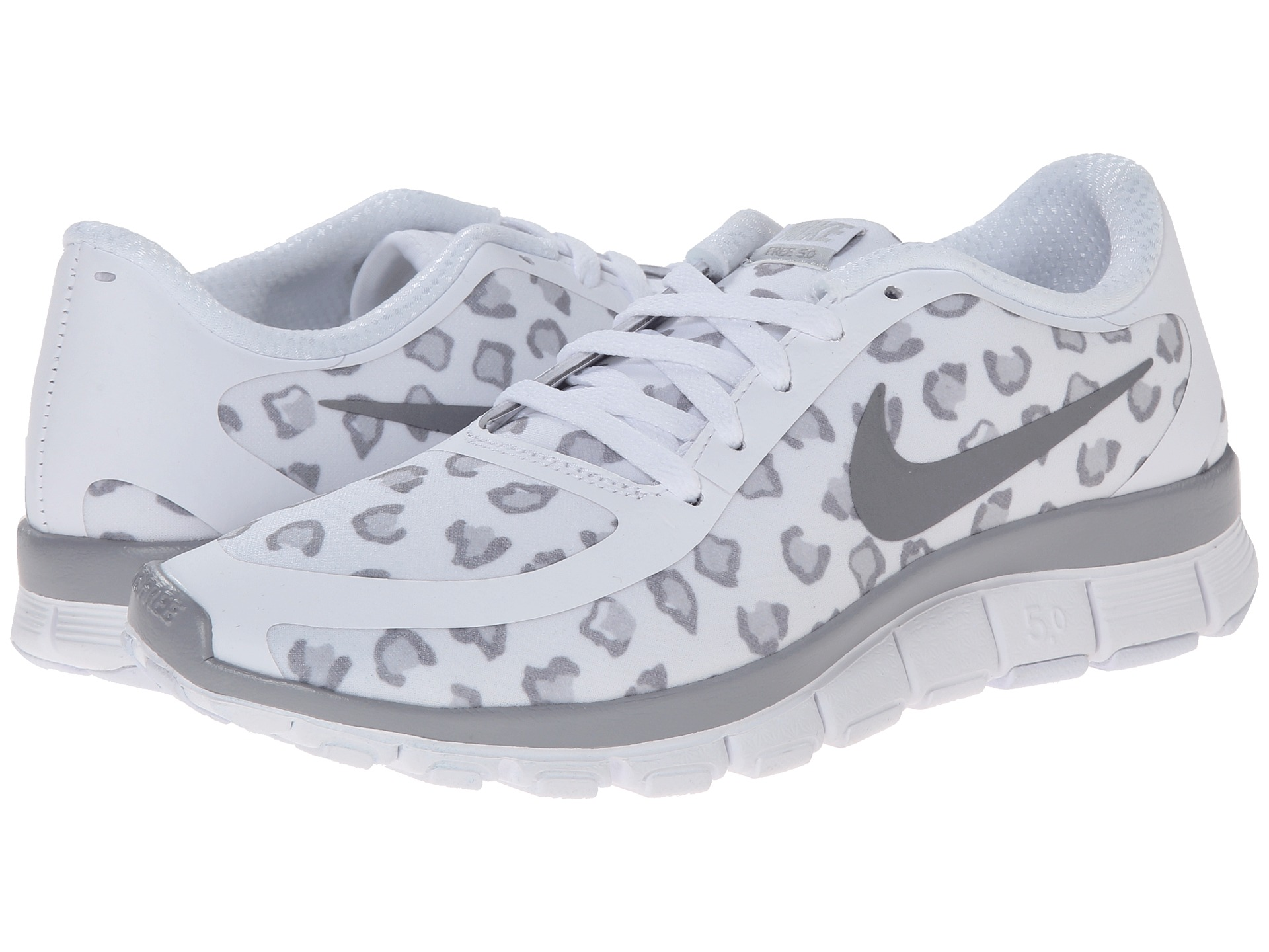 competitive price cc354 d006b ... official store nike free 5.0 v4 gray volt white e232a 65248