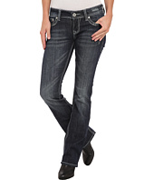 Affliction Jade Sportster Flap Bootcut Denim Journey Wash