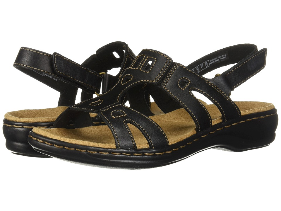 d4a08416751  130.00 More Details · Clarks - Leisa Annual (Black Leather) Women s Sandals