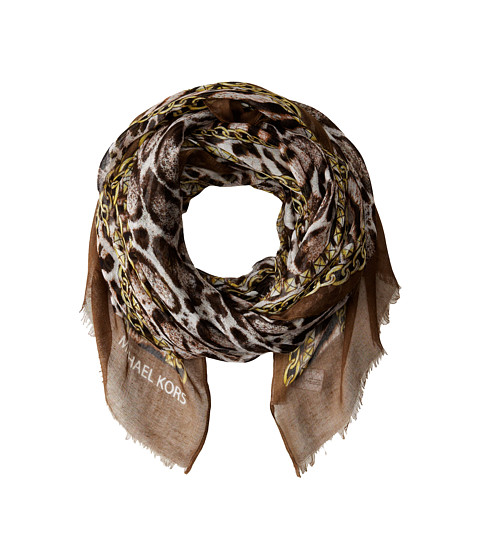 e9d0fc66f025 Price MICHAEL Michael Kors Kasai Scarf Print Special