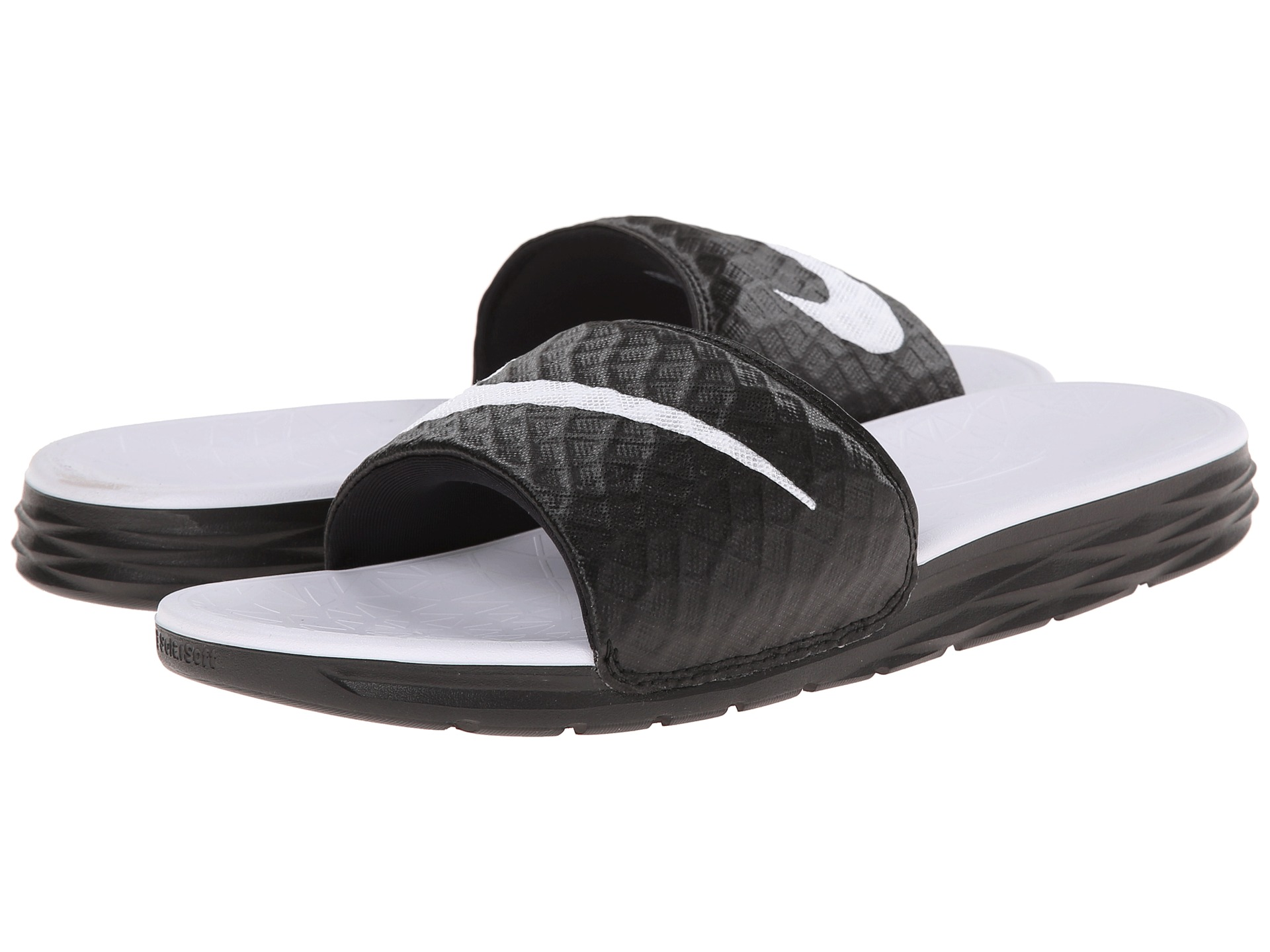 5ede3760e01c67 Nike Benassi Jdi Solarsoft Mens Slide Sandals