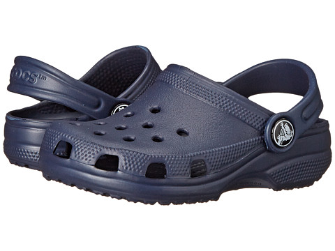 Built with ultra-comfort and support, Crocs baby's shoes keep tiny toes comfortable in every step. From pre-walking to walking babies, Crocs understands that your toddler's first step is a milestone.
