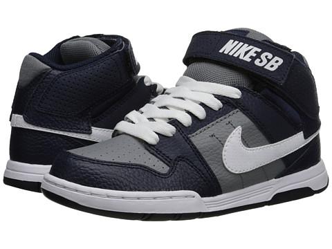 b18d2401d5b Nike SB Mogan Mid 2 JR (GS) Boys' Skateboarding Shoe (4.5 BIG