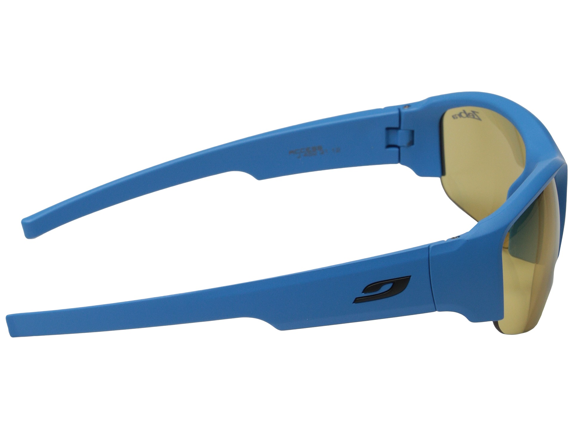 e1ab639cfe Julbo Eyewear Access Sunglasses Blue With Zebra Lenses