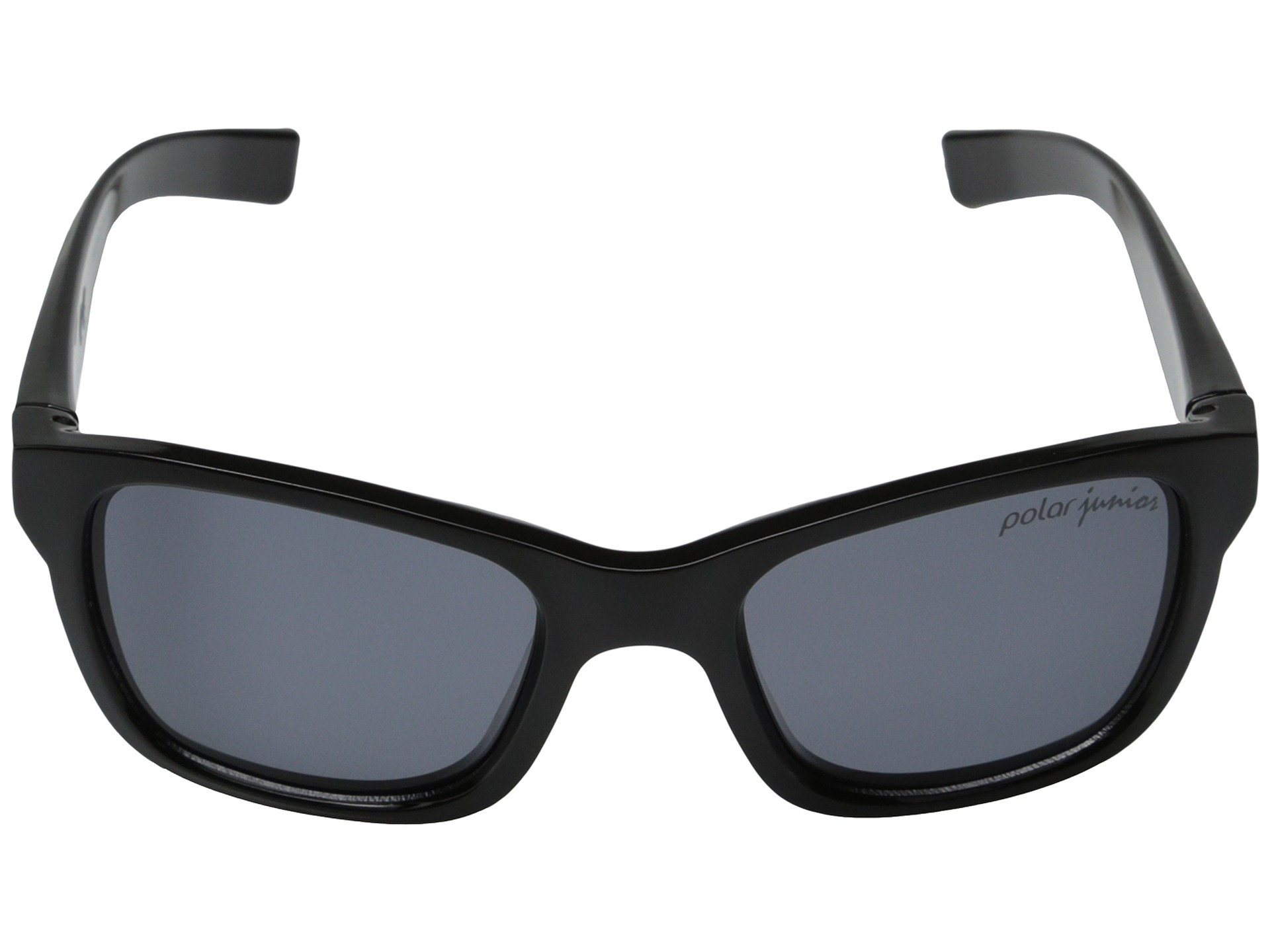 2a0565c802535 On Julbo Lenses Kids Sunglasses Black Eyewear Reach Polarized With 64qr68x
