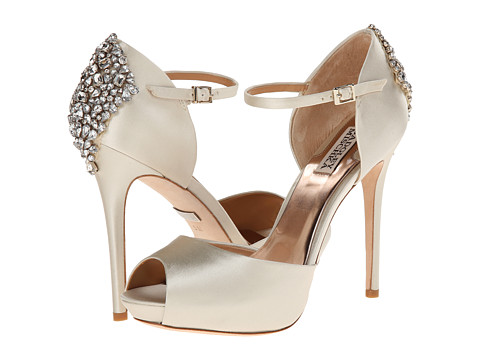 Zappos Wedding Shoes Ivory Wide
