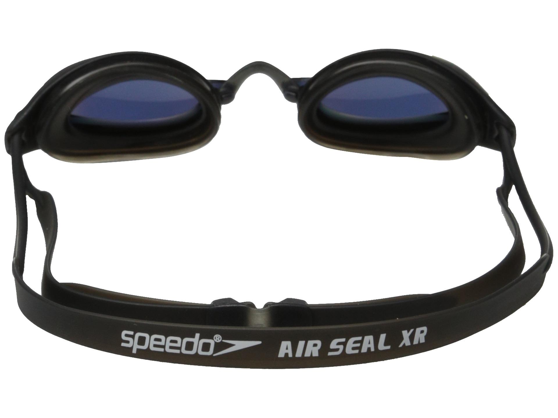 Speedo Air Seal Xr Mirrored Smoke Zappos Com Free